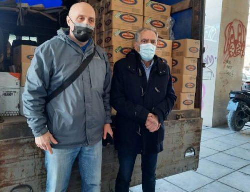 Μαραθώνιος Θεσσαλονίκης και «Ήλιος» στηρίζουν τις ευπαθείς κοινωνικές ομάδες του Δήμου Θεσσαλονίκης